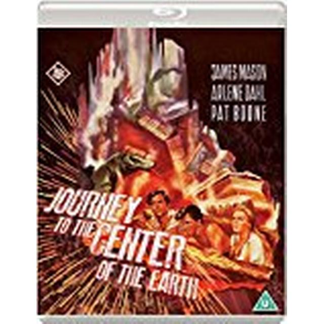 Journey To The Center Of The Earth [1959] [Eureka Classics] Blu-ray